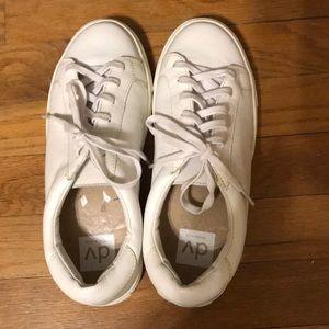 NWT Dolce Vita white sneakers